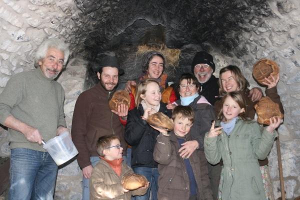 L'équipe des Boulangers
