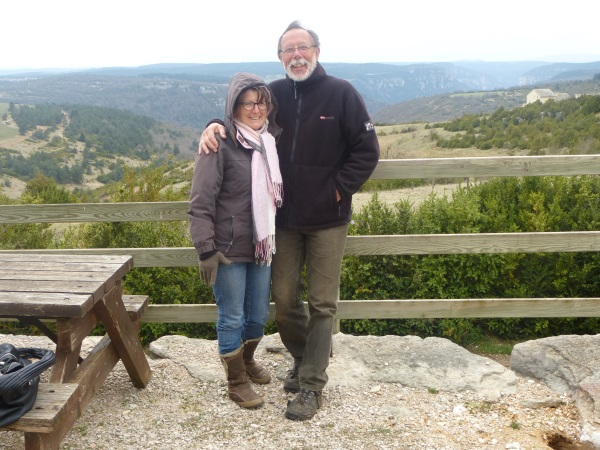Robert et Aimée en plein vent