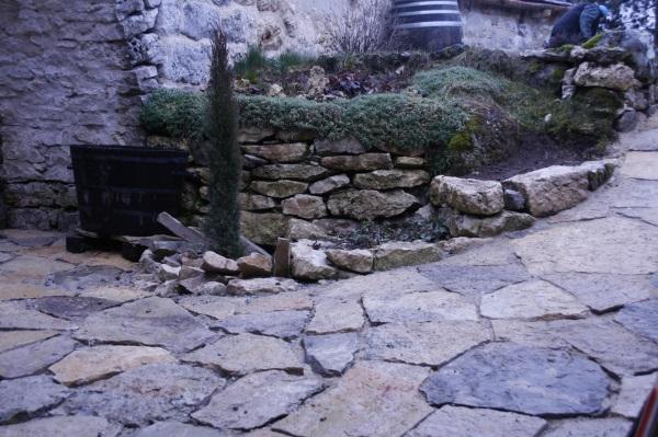 Terrasse et gouttières mars 2013 013