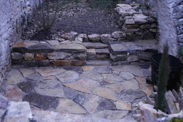 Terrasse et gouttières mars 2013 016